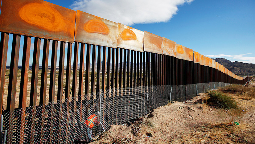 Компании заинтересовались строительством  стены с Мексикой