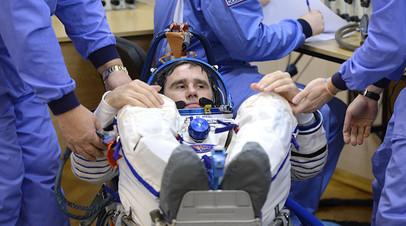 Эйфория невесомости: как космонавты готовятся к полёту