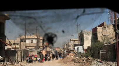 Мосул, Ирак. 6 марта, 2017