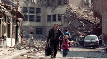 «НАТО пыталось вернуть сербов в каменный век»: возродит ли Белград былую военную мощь