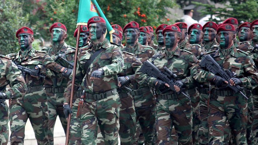 Армия Азербайджана: самая богатая в регионе