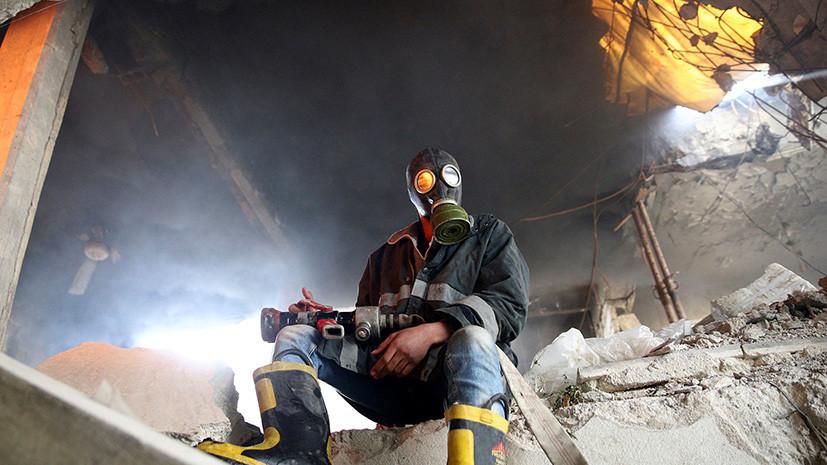 «Задача — свалить Асада»: военные эксперты о химической атаке на сирийский Хан-Шейхун