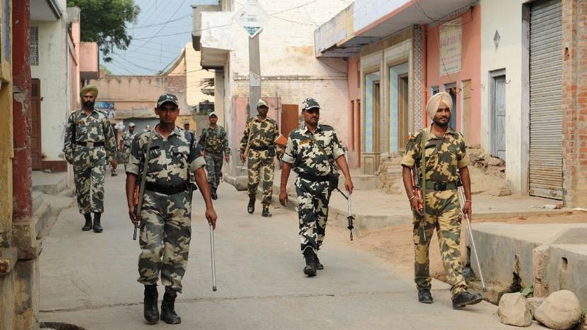 Ом тебе не пара: в Индии полиция радикально борется с насильниками и мясниками