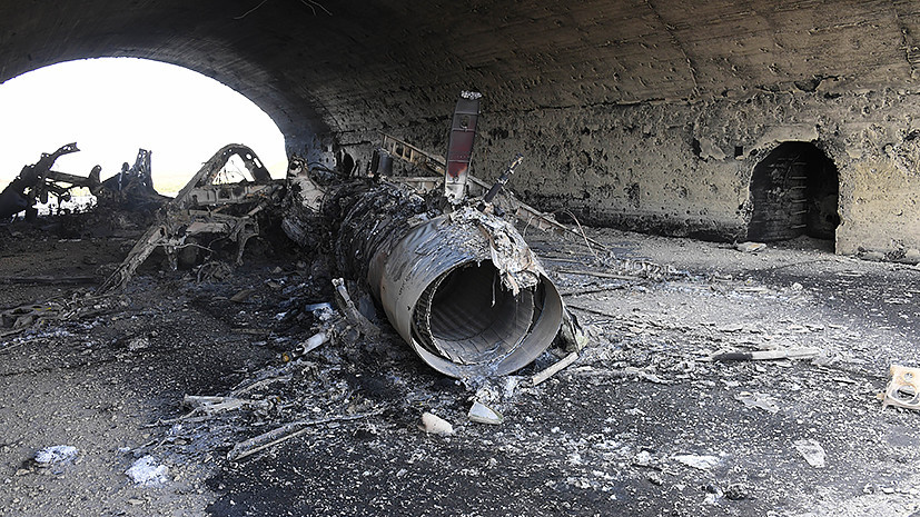 «Диалог невозможен»: как удары США по авиабазе Шайрат изменят ситуацию вокруг Сирии