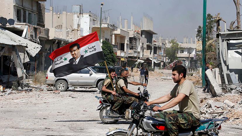 Сенаторы в США предложили создать трибунал по Сирии