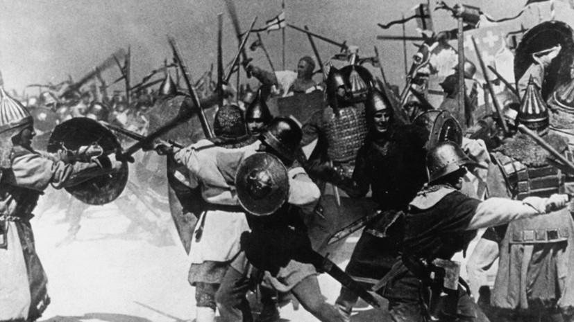 Исторический выбор Александра Невского: что известно о победе на Чудском озере