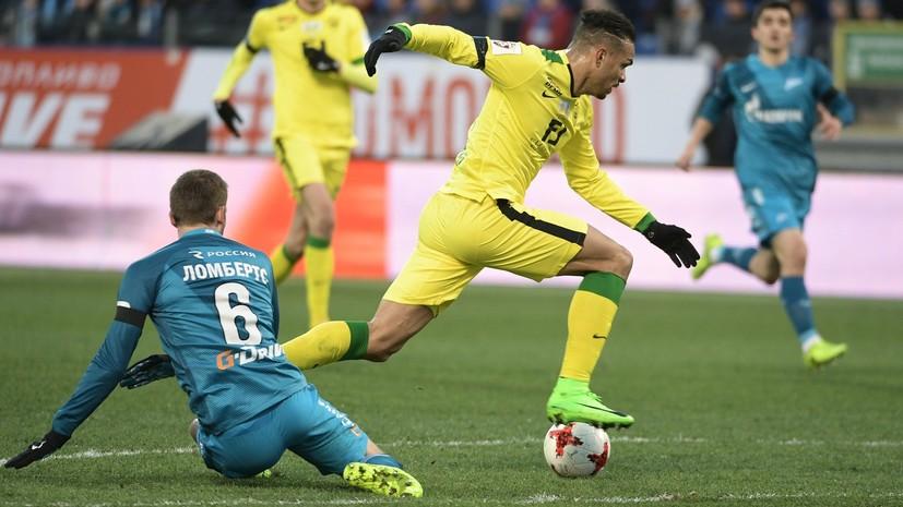 Ничья в пользу Москвы: «Зенит» потерял очки в последнем матче на «Петровском»