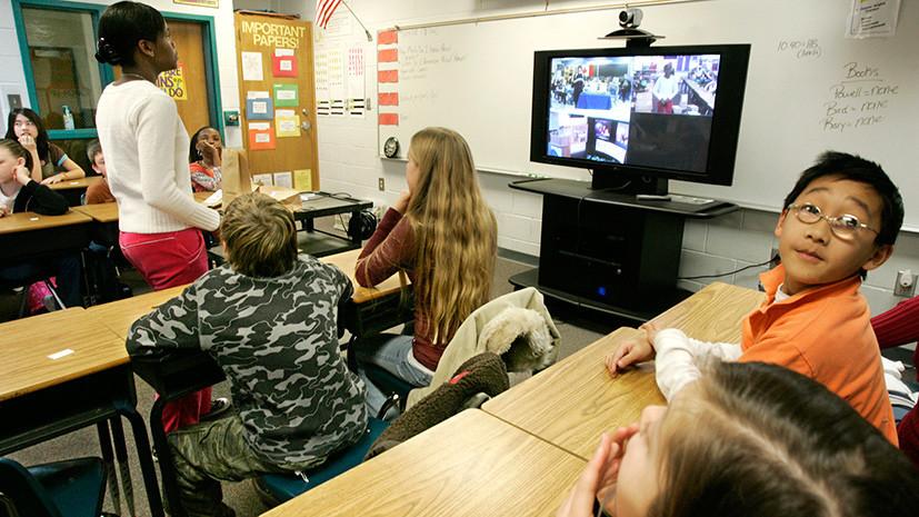 «Вытеснение американской культуры»: каждый четвёртый школьник в США — из семьи мигрантов