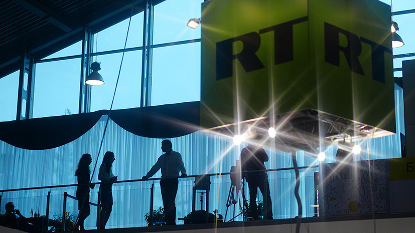 RT возглавил рейтинг самых цитируемых российских телеканалов