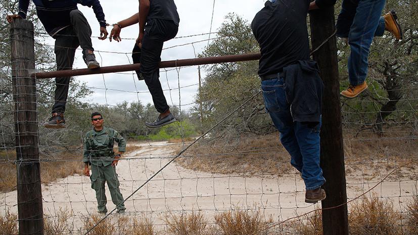 Стенка на стенку: как живут люди на границе США с Мексикой