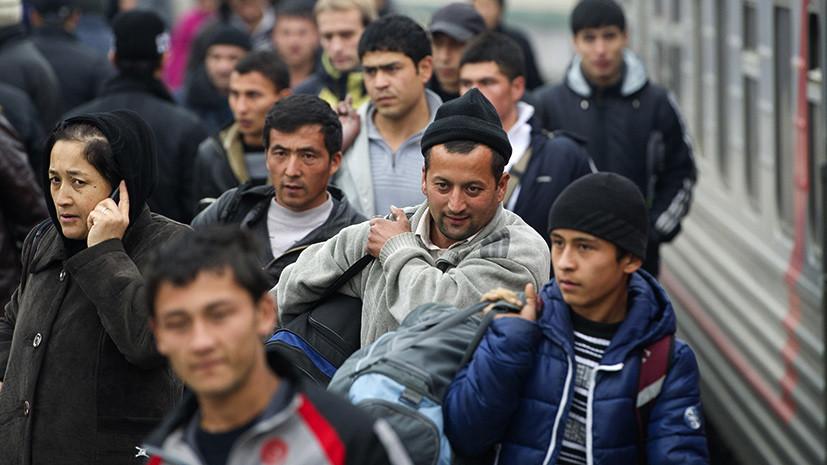 Границы дозволенного: приезжим из СНГ планируют запретить работать в аэропортах и школах