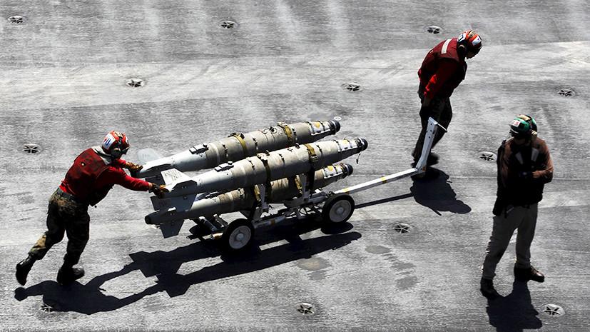 Сенаторы предлагают ограничить продажу  ракет Саудовской Аравии