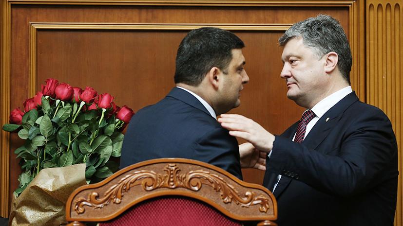 На второй год: почему украинскому премьеру не грозит отставка