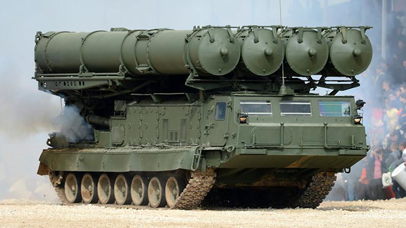 Сербия выразила желание приобрести комплексы C-300