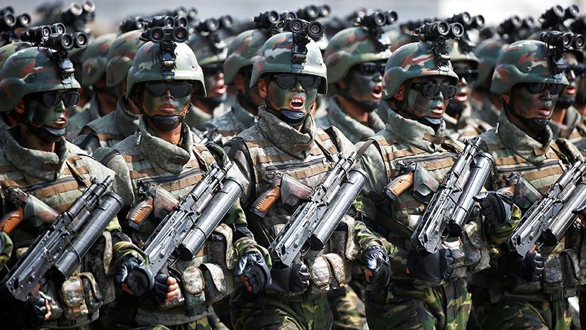Спецназ по-северокорейски: на что способны специальные тактические войска КНДР