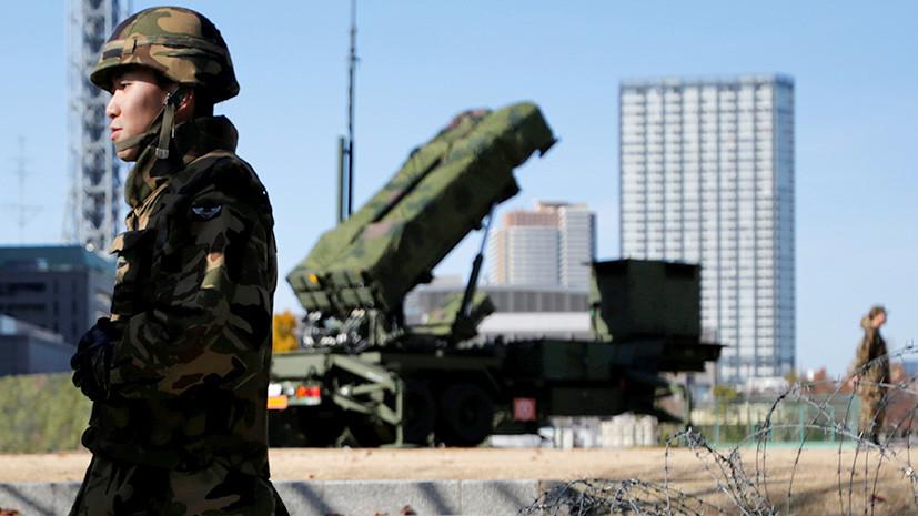 Самооборона в чужой стране: как в Японии отреагируют на ракетный удар Северной Кореи