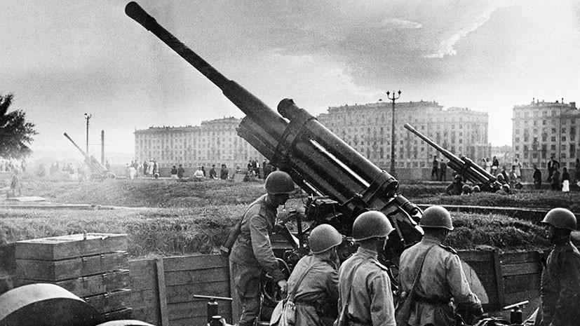 75 лет окончанию битвы за Москву
