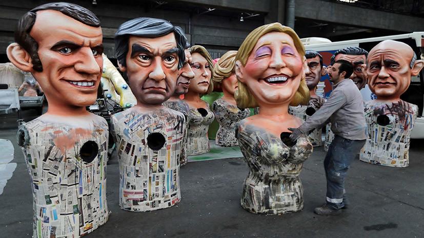 Москва — Париж: кого видят главой Пятой республики французы, живущие в России
