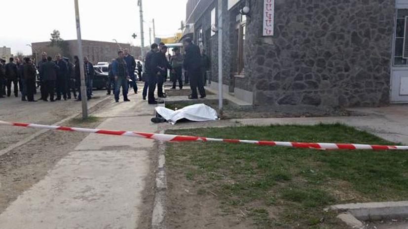 Убийство в Гюмри: Минобороны подтвердило гибель российского военного в Армении