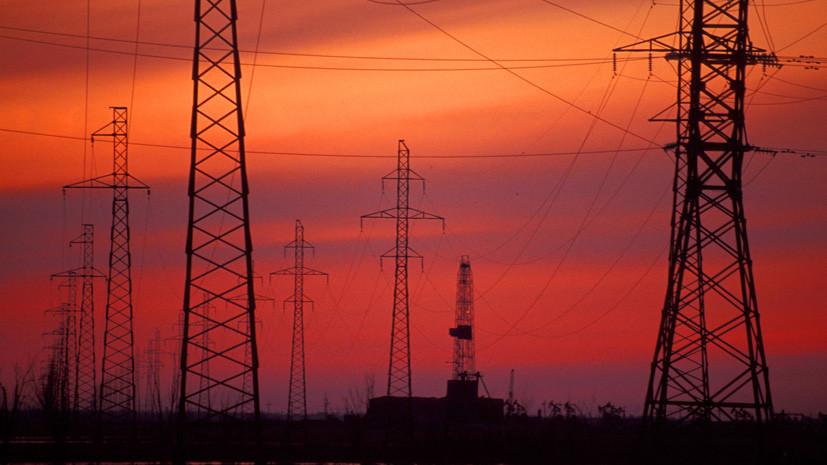 зачем Киев ввёл энергетическую блокаду Донбасса