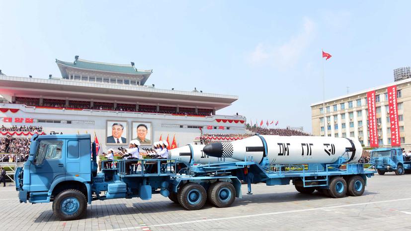 Третий пошёл: Северная Корея провела очередной пуск ракеты