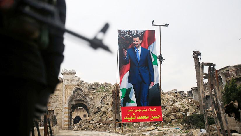 конгресс США рассмотрит проект резолюции против режима Асада