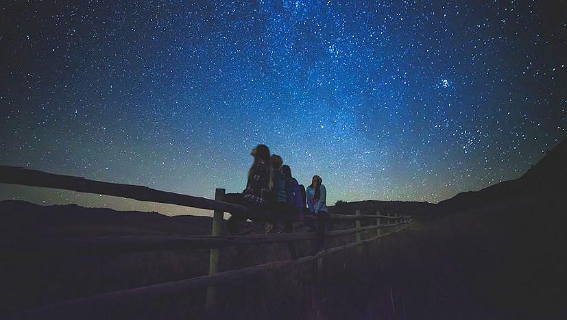 Как увидеть главные астрономические события апреля