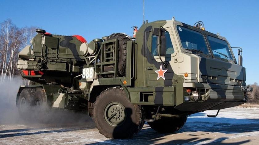 ВКС России примут на вооружение ЗРК С-500