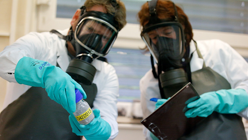 Мирный микроб: 45 лет запрету биологического оружия