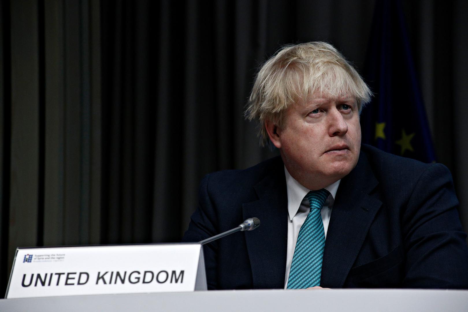 СМИ: Джонсон намерен добиваться новых санкций против России