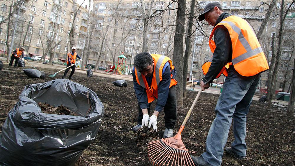 в Россию едут работать всё меньше украинцев, молдаван и турок