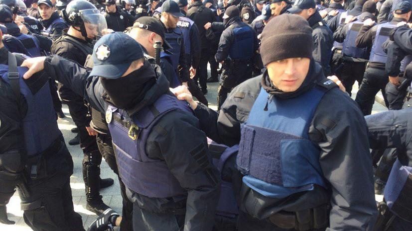 Провокация в день памяти: радикалы попытались сорвать празднование освобождения Одессы