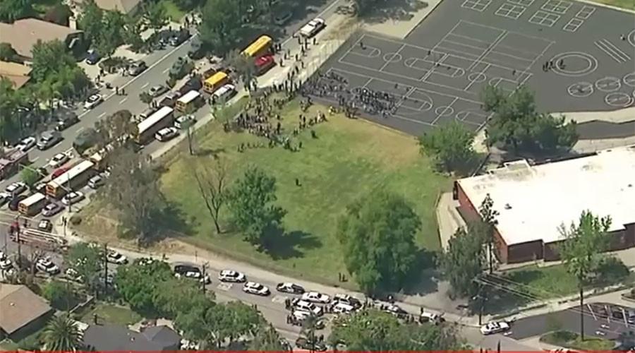ВСША произошла стрельба в младшей школе: необошлось без жертв