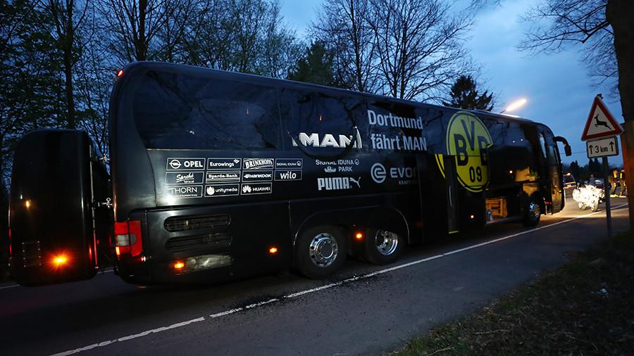 Взрывы вместо футбола: четвертьфинал Лиги чемпионов в Дортмунде перенесён
