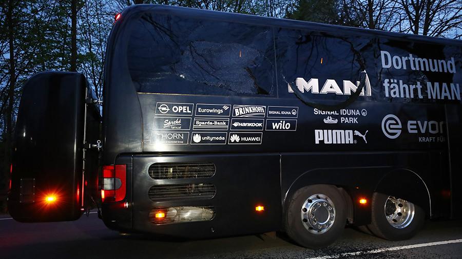 Автобус «Боруссии»