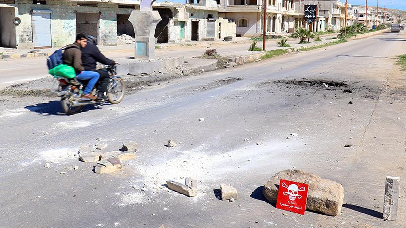 Удобные выводы: в Вашингтоне опубликовали доклад о химатаке в Сирии