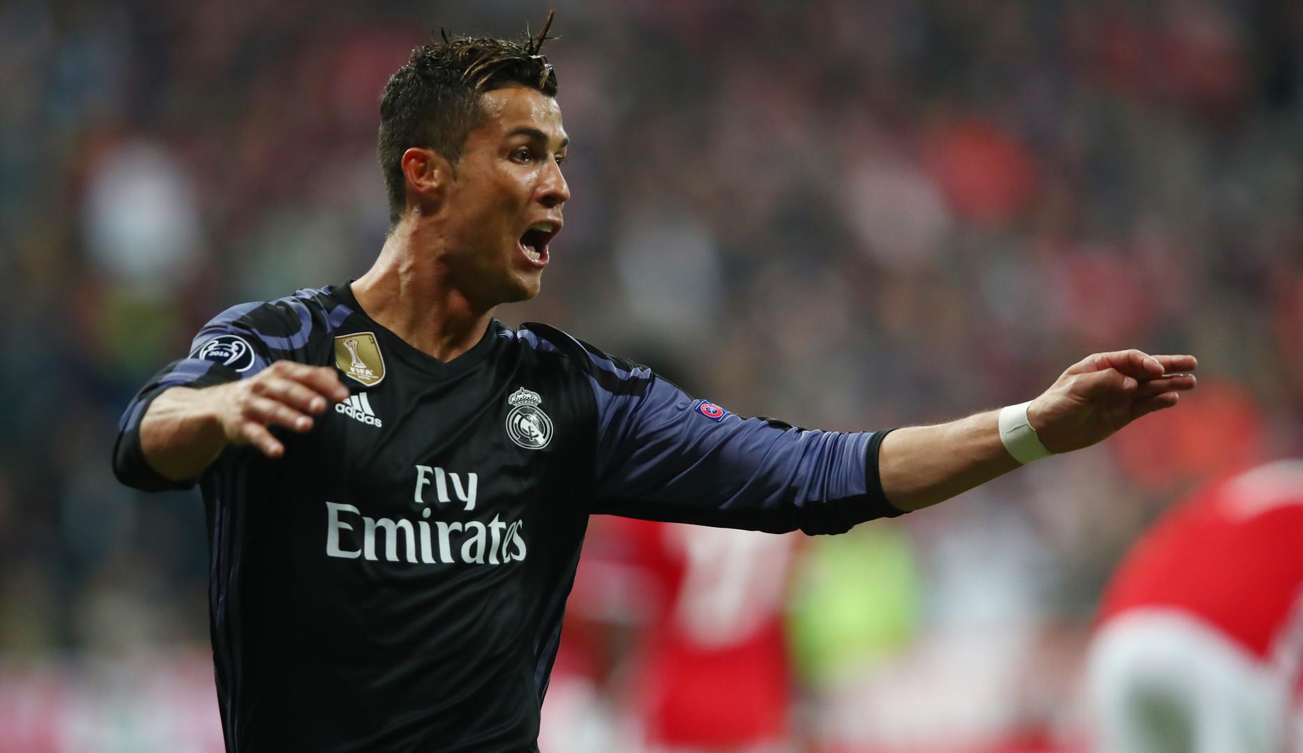 Сто рецептов забивать: «Реал» обыграл «Баварию» в 1/4 финала ЛЧ благодаря дублю Роналду