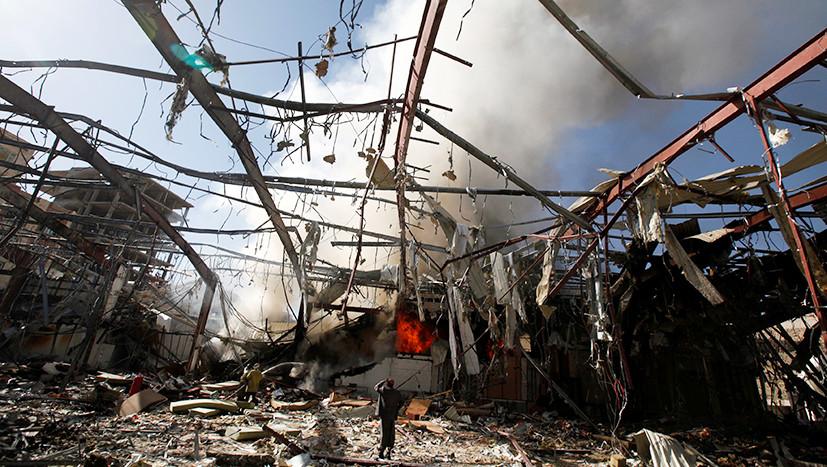 Сенаторы США просят ограничить продажу  ракет Саудовской Аравии