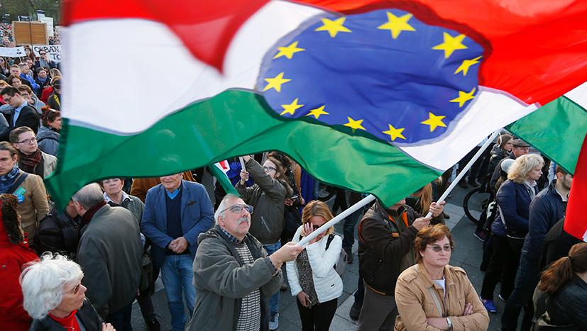 Наивысшее образование: университет Джорджа Сороса рассорил Венгрию с ЕС