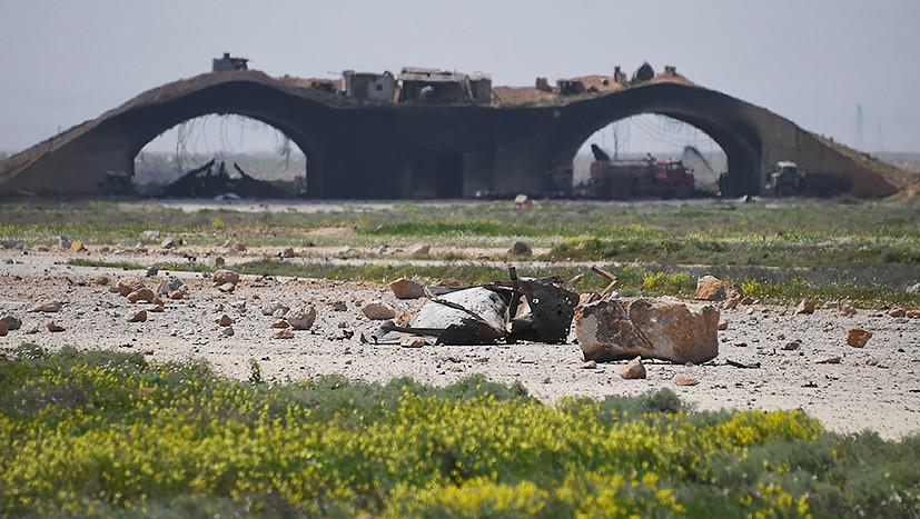 большинство американцев поддерживает удары по Сирии