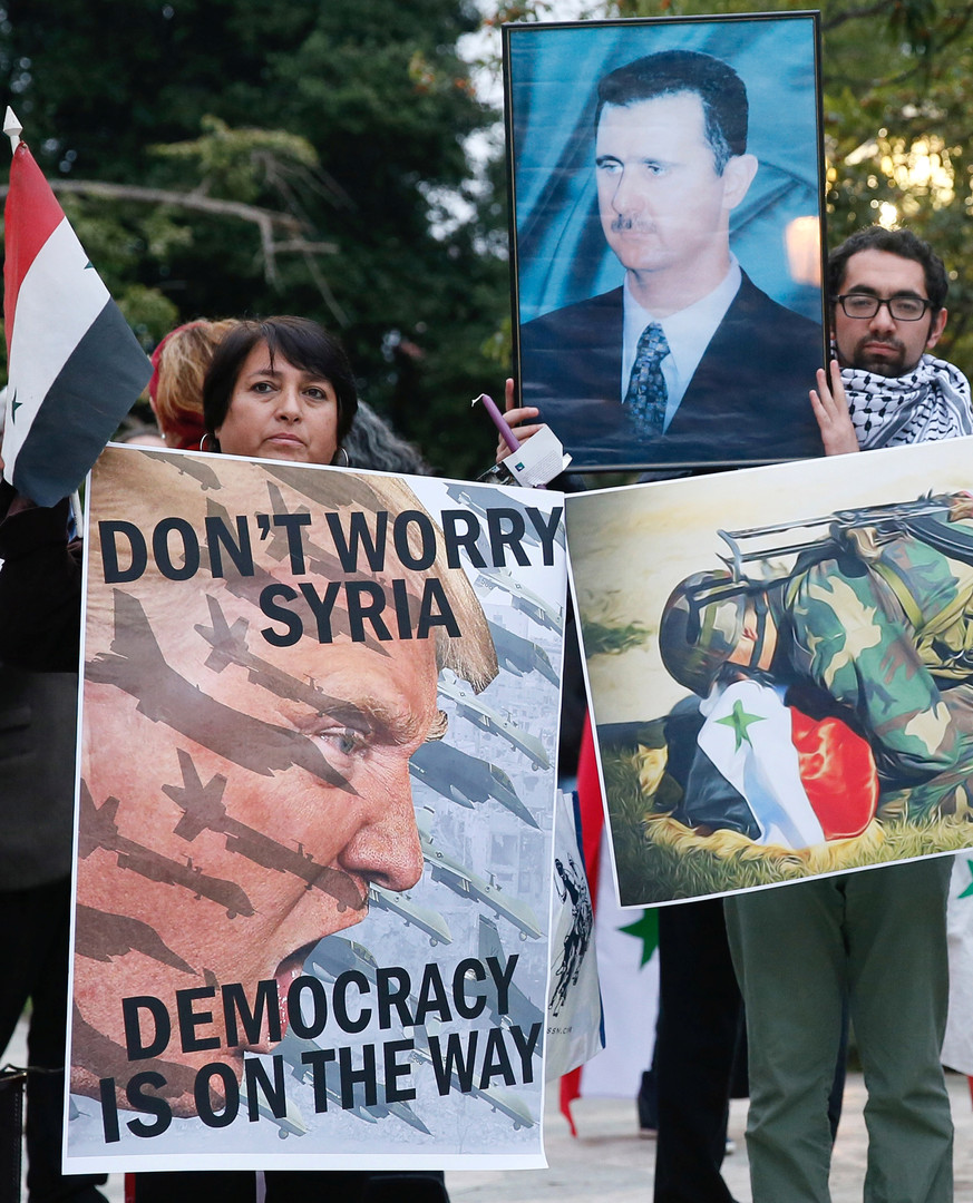 Россия на проводе: Москва возобновила горячую линию связи с Вашингтоном по Сирии