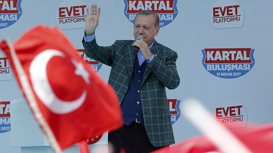 Курс на неоосманизм: станет ли Турция президентской республикой