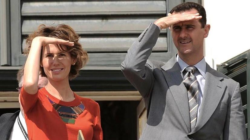 СМИ: Британские парламентарии требуют лишить супругу Асада гражданства королевства