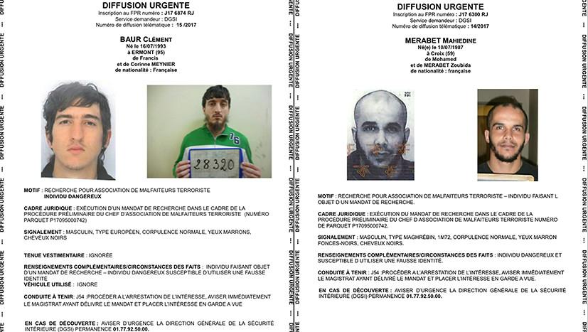 Неисполненный теракт в Марселе