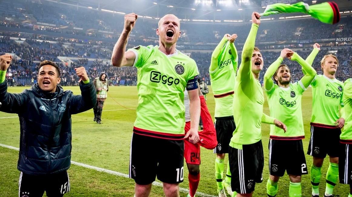 «Лион» и МЮ выжили, «Аякс» сотворил чудо: фавориты Лиги Европы с трудом вышли в полуфинал