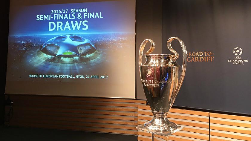 «Ювентус» избежал встречи с «Реалом», «Лион» — с МЮ: состоялась жеребьёвка еврокубков УЕФА