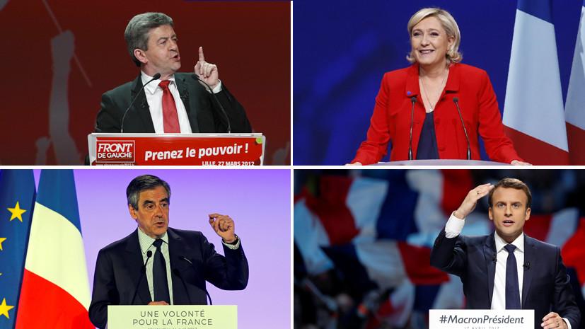чьим предвыборным обещаниям поверят французы