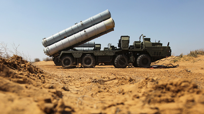 В Совфеде сообщили о возможных поставках ПВО в Сирию в приоритетном порядке