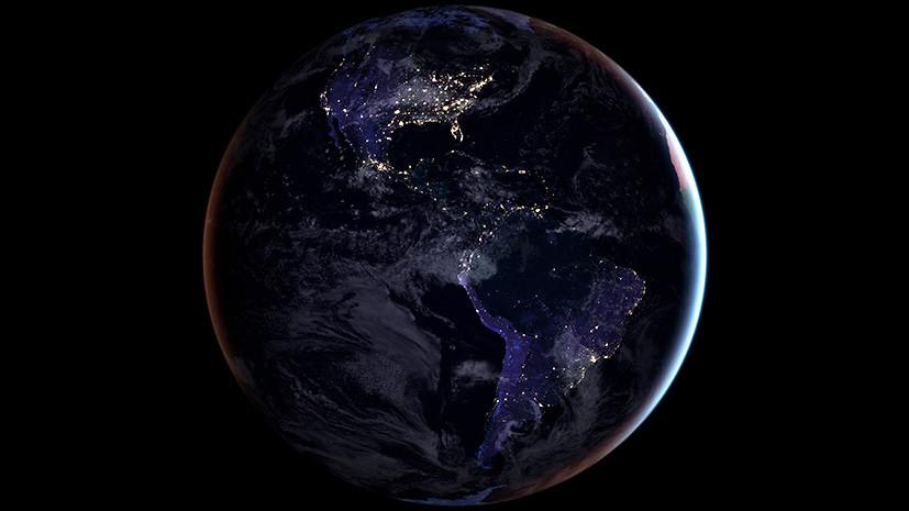 Искусственное освещение: что учёные узнают благодаря ночной карте Земли
