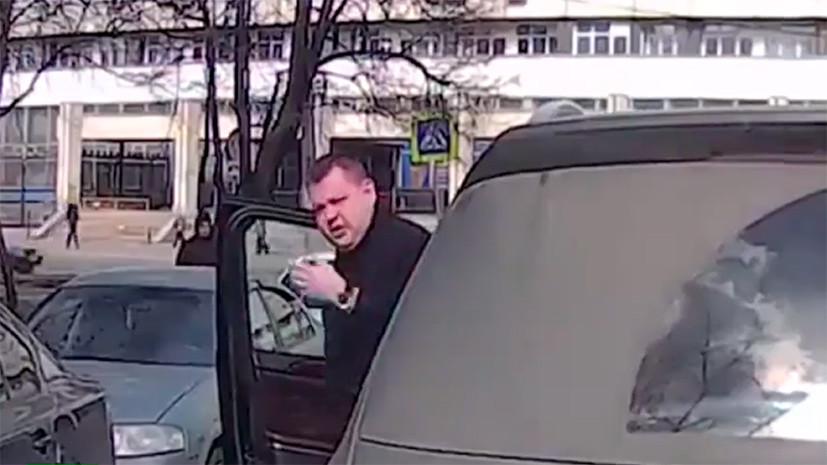Задержан мужчина, заблокировавший проезд детской «скорой помощи» в Москве